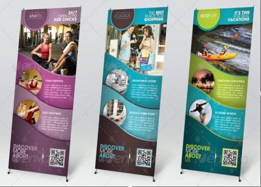 19 outdoor banner template design inspiration voices inside my head